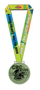 CRC 2019 Naghibi 60k Ultra Supremacy Medal