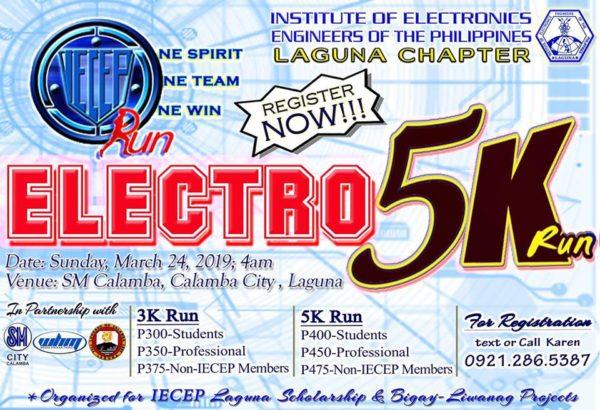 Electro Run 2019