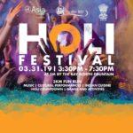 Holi Festival Fun Run 2019