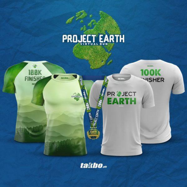 Project Earth Virtual Run 2019