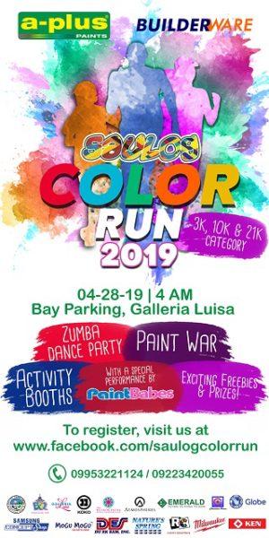 Saulog Color Run 2019