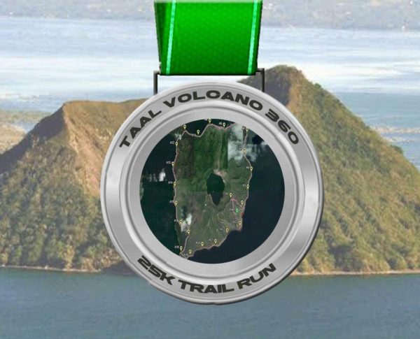 Taal Volcano Trail Run 360 2019