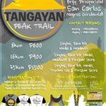 Tangayan Peak Trail 2019