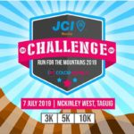 JCI Manila Challenge Run For the Mountains 2019