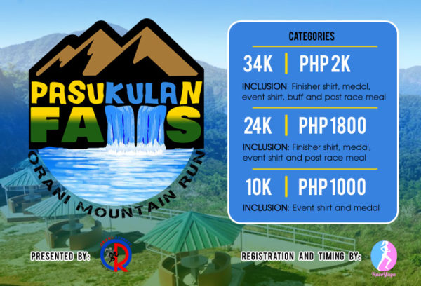 Orani Mountain Run 2019