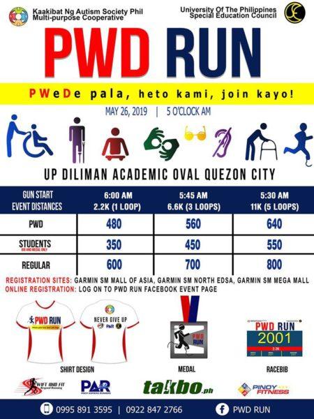 PWD Run 2019