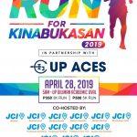 Run for Kinabukasan 2019 Poster