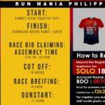 Tagaytay to Kawit 50K Ultra Marathon 2019