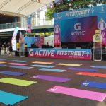 BGC FitStreet 2019 Stage