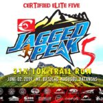 Conquer Jagged Peak 2019