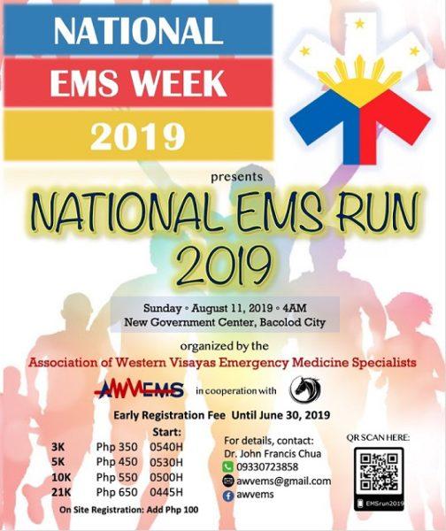 EMS RUN 2019