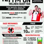 Fit and Fun Wellness Buddy Run 2019