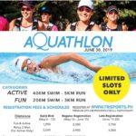 Manila Polo Club Aquathlon 2019