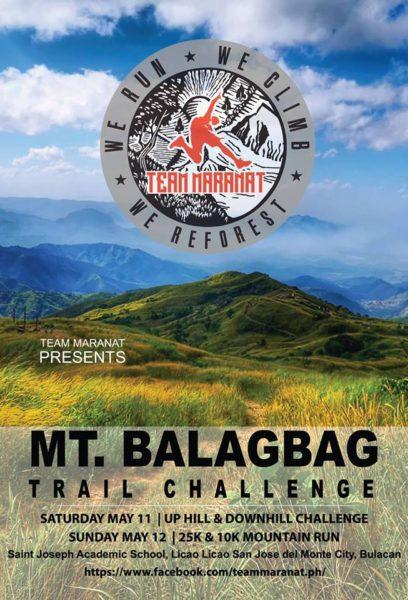 Mt Balabag Trail Challenge 2019