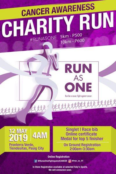 Run As One 2019