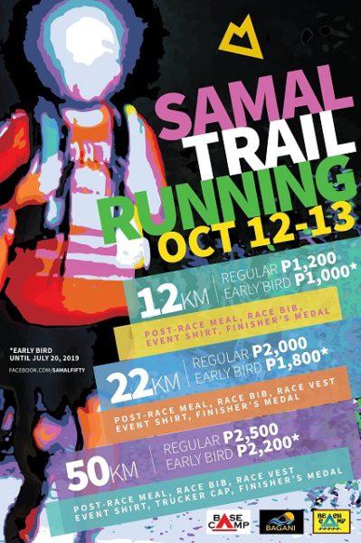 Samal Trail Run 2019