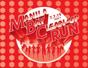 Manila Bay Clean Up run 2019