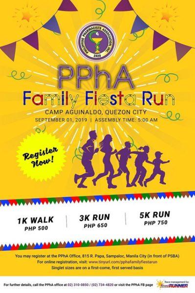 PPha Family Fiesta Run 2019