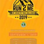 Run 2 Me 2019