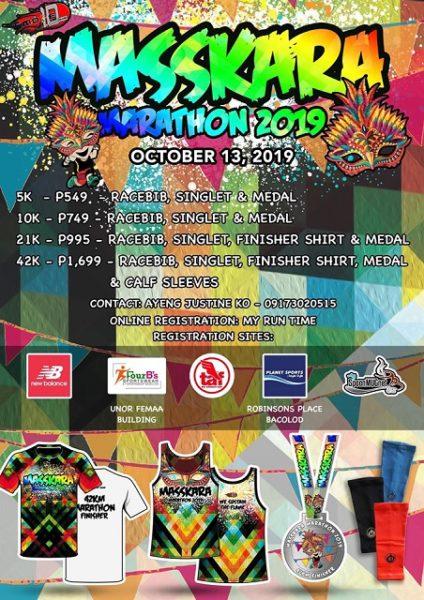 masskara marathon 2019
