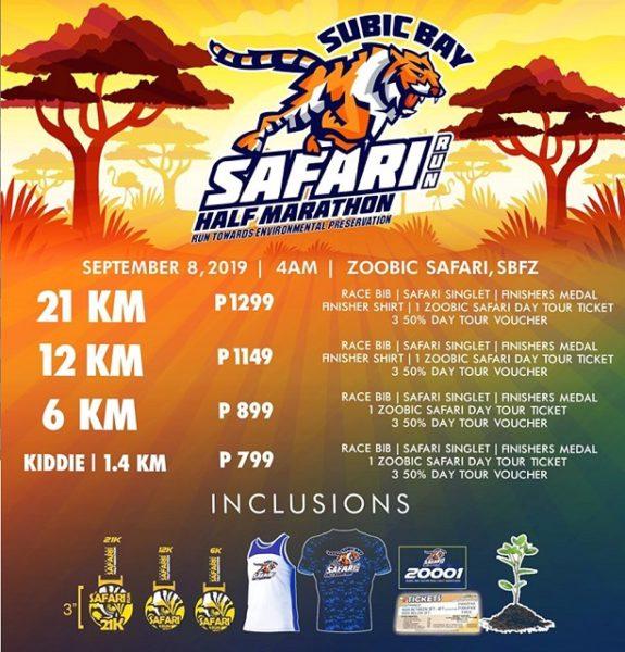 Safari Marathon 2019