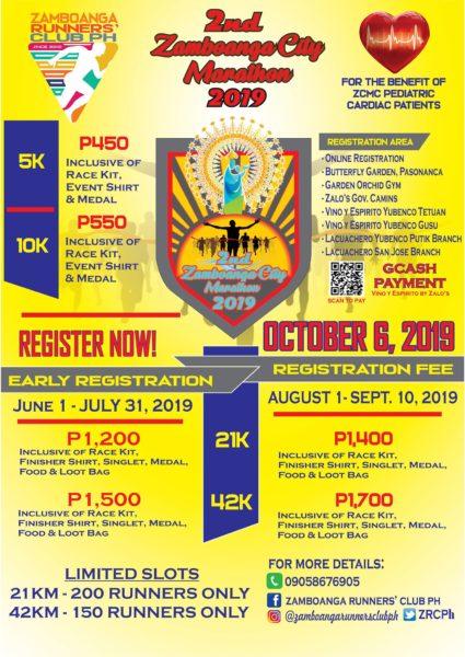Zamboanga Marathon 2019