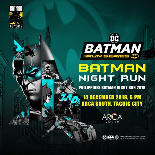 Batman Night Run 2019