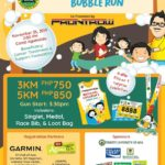National Childrens Bubble Run 2019