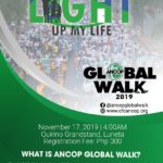 Ancop Global Walk 2019