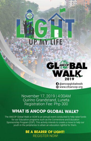 Ancop Global Walk 2019