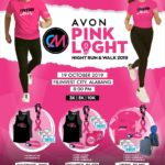 Avon Pink Light Night Run 2019