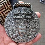Bali Marathon 2019 Medal