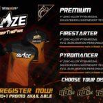 Blaze Virtual Race 2019