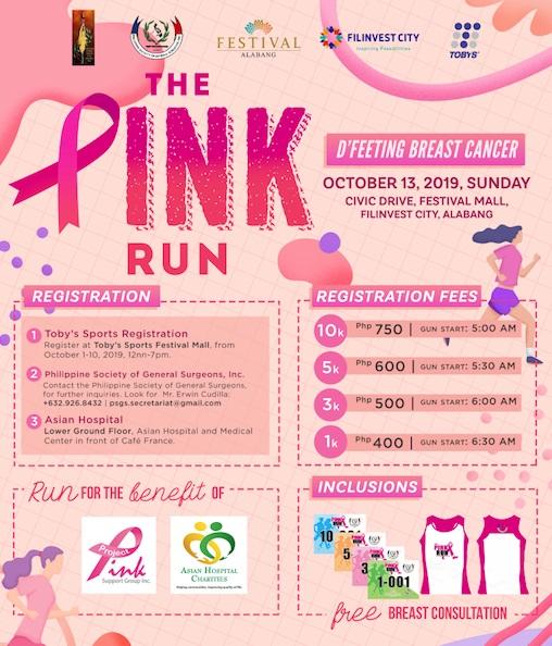 The Pink Run 2019