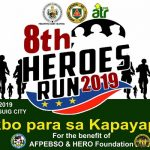 8th Heroes Run 2019 Header