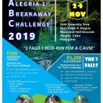 Alegria Breakaway Challenge 2019 Poster