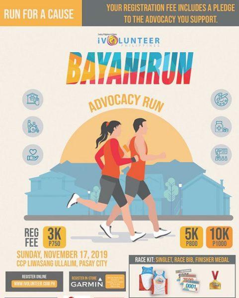 Bayani Run 2019
