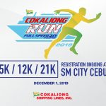Cokaliong Run 2019 Poster