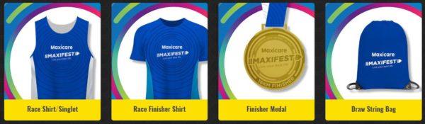 Maxicare Run 2019 Race Kit