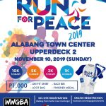 run for peace 2019 poster