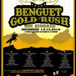 Benguet Gold Rush 2019 Poster