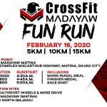 Corssfit Madayaw Fun Run 2020