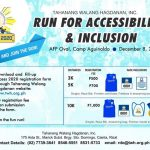 Run for Accessibility 2019