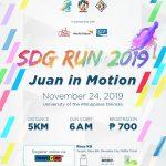 SGD Run 2019 Poster