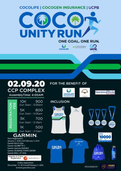Coco Unity Run 2020