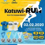 Katuwi-Run Run for Human Rights 2020