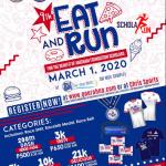 AMCHAM Schola Run 2020 Poster