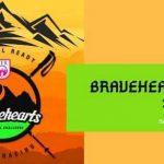 Bravehearts 2020