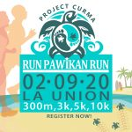 Run Pawikan Run 2020